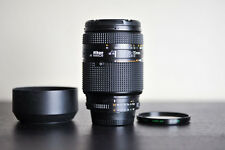 Nikon AF 35-70mm 2.8D FX Professional Lens w/ UV Filter!