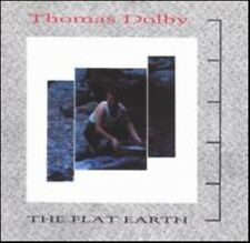 Thomas Dolby The Flat Earth US LP