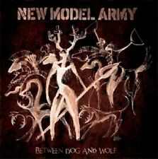NEW MODEL ARMY - BETWEEN DOG AND WOLF  CD  14 TRACKS  INDEPENDENT ROCK  NEU