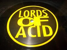 "* Lords Of Acid . Take Control  . 12"" Single . Near Mint"