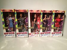 Vintage Galoob Spice Girls Girl Power On Tour 5 Doll Action Figure Lot Set 97/98