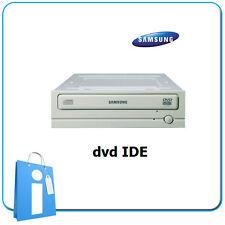 "Lector DVD IDE  PATA interno 5.25"" 16x Blanco Samsung SH-D162 nuevo"
