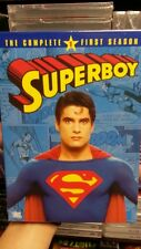 Superboy: The Complete First Season (DVD, 2006, 4-Disc Set) BRAND NEW SEALED