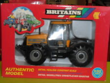 BRITAINS 9440 JCB FASTRAC 1135 TRACTOR.DRIVER,NEVER REMOVED,OWNED FROM NEW