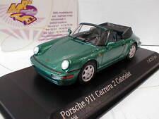 Minichamps 430067332 # Porsche 911 (964) Carrera 2 Cabriolet Baujahr 1990 1:43