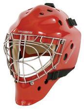 New Vaughn 7700 Cat Eye goalie helmet red senior small ice hockey goal face mask
