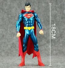 DC COMICS/ FIGURA SUPERMAN 18 CM- ACTION FIGURE 7""