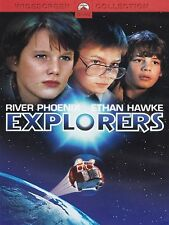Explorers James Cromwell, Ethan Hawke, River Phoenix  NEW AND SEALED UK R2 DVD