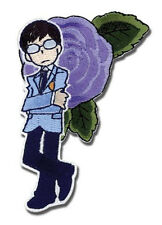 *NEW* PATCH OURAN HIGH SCHOOL HOST CLUB KYOKA *SEALED*