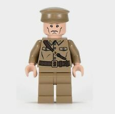 Lego Indiana Jones Colonel Dovchenko Minifigure from set 7626 / 7628  new
