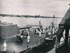 ANVERS c. 1950 - Vaisseau de Guerre Américain Belgique - DIV285