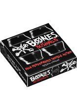 Bones hardcore Bushings - 96a Hard Black incl. 2 topwasher longboard skateboard