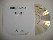 SOUAD MASSI : BLADI [ CD SINGLE ] ~ PORT GRATUIT