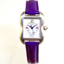 Barbie Purple Poodle Parade, Fossil LTD Leather Watch Unworn XX/10,000 Just $79