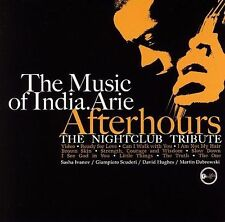 FREE US SH (int'l sh=$0-$3) NEW CD Music of India Arie After-Hours:: Music of In