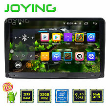 2GB RAM 32GB ROM IN DASH  GPS CAR STEREO 9 INCH TOUCH SCREEN PANEL DOUBLE 2 DIN