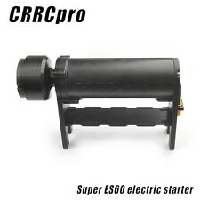 CRRCpro ES60 Starter For 15cc-62cc Gas/Nitro Engine RC Airplane helicopter