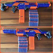 90 Feet NERF Elite XD Rapidstrike CS-18 Dart Gun - Sniper Blaster Toys Christmas