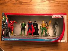 SCHLEICH NORTH AMERICA The Justice League Big Set BRAND NEW 7 PC SET
