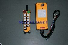 12V HS-10S Single Speed Hoist Crane Radio Remote Control System