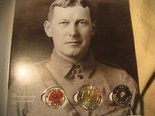 CANADA 2015 WWII REMEMBRANCE DAY FLANDERS FIELD ROYAL CANADIAN MINT SET