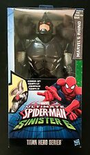Marvel Titan Hero Spider-Man Sinister 6 Six Series 12 Inch Figure RHINO NIB