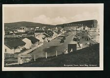 Dorset BRIDPORT West Bay Bungalow Town c1910/20s? RP PPC