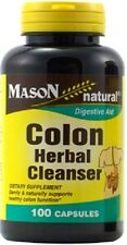 Mason Natural COLON HERBAL CLEANSER 100 Capsules