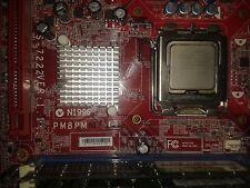 MSI Mainboard PM8PM  Sockel 775 Mit Pentium D 945 und 2 GB RAM