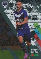 GDB-UP2 CONTENTO GERMANY GIRONDINS BORDEAUX CARD ADRENALYN FOOT 2015 PANINI