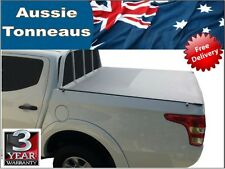 Mitsubishi MQ Triton Dual Cab Clip On Ute Tonneau Cover July 2015 to Current New