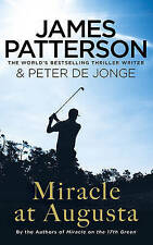 Miracle at Augusta by James Patterson (Paperback Book, 2015) FREE POSTAGE!!