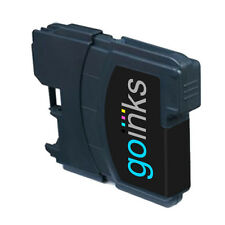 1 Black Ink Cartridge for Brother DCP-J125, DCP-J140W, DCP-J315W, DCP-J515W