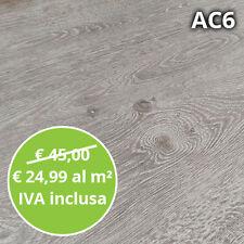 Pavimento Vinilico ad Incastro Rovere Polar Confezione Da 1.86 mq | LVT - AC6
