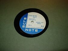 MEADE LEWIS blues part 1 & 2  ( jazz ) 78 rpm blue note 8