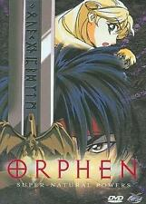 Orphen 02 - Super Natural Powers (DVD, 2002) - Region 4
