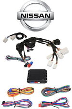 Complete Plug & Play Add-On Remote Starter For PUSH-TO-START Nissan 2007-2016
