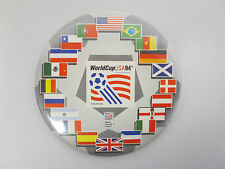 WORLD CUP 1994 94 USA PIN SOCCER FIFA VINTAGE RETRO VTG COUNTRIES LICENSED