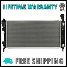 New Radiator for Pontiac Grand Prix 2004-2007 3.8 V6 Lifetime Warranty 1 Thick""