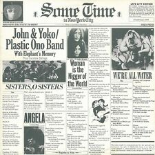 JOHN LENNON (PLASTIC ONO BAND) Some Time In New York City LP Apple SVBB 3392