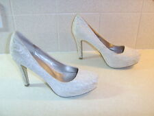 Asos Ladies Court Shoes, Size Uk 7, Really Good Condition