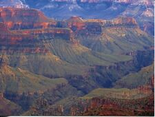 POST CARD OF GRAND CANYON NATIONAL PARK IN ARIZONA