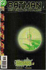 BATMAN: DETECTIVE COMICS 732...VF/NM...1999..No Man's Land Conclusion!..Bargain!