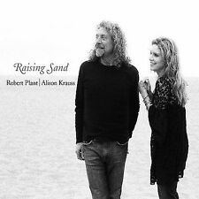 Raising Sand by Alison Krauss/Robert Plant (CD, Oct-2007, Rounder Select)
