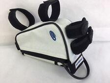 Timbuk2 Bicycle Seat Bag Frame Pouch Goodies Saddle Tool Bike Bag Black White