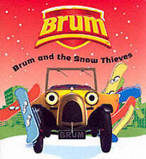 Brum and the Snow Thieves Sally Byford Very Good Book