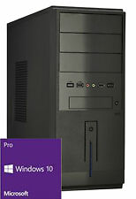 GAMER PC INTEL CORE i5 6600K GTX 1050 2GB/RAM 8GB/1TB/Windows 10/Komplett System
