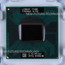 SL9SE SLGFJ - Intel Core 2 Duo T7400 2.16GHz 667MHz 478-pin CPU US free shipping