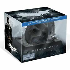 The Dark Knight Rises: Limited Edition Bat Cowl, 3500 Made [Blu-ray & DVD Combo