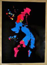"Michael Jackson Poster - Nate Giorgio - Rare - Limited Circulation 16"" x 24"" #4"